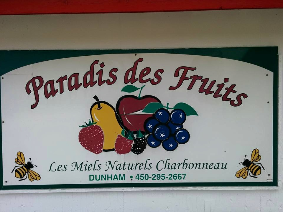 Paradis des fruits - Dunham